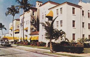 Exterior,  El Cid Apartment Hotel,  West Palm Beach,  Florida,  40-60s