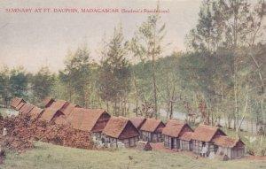 FT. DAUPHIN (Madagascar) , 00-10s ; Seminary , Student's Residences