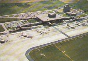 Czechoslovakia Prague Ruzyne Airport