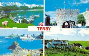 Tenby Cistercian Monastery on Caldey Island