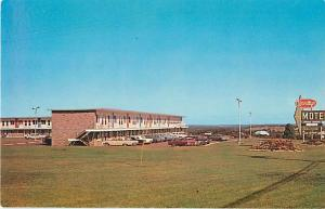 Wandlyn Motor Inn at Magnetic Hill, Moncton, New Brunswick,  NB, Canada