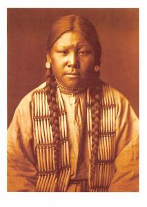 Cheyenne Girl 1905 - Edward Sheriff Curtis
