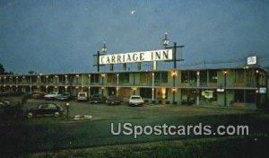 Carriage Inn in Hattiesburg, Mississippi