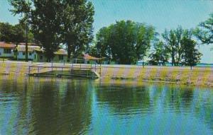 Minnesota Spicer Ye l' Mill Pond 1972