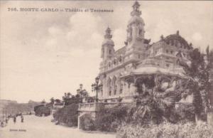 Monaco Monte Carlo Theatre et Terrasses