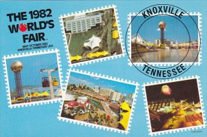 Multi View 1982 World's Fair Knoxville Tennessee