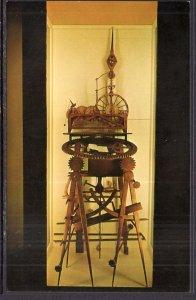 John Muir Clock