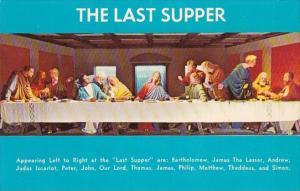 The Last Supper Christus Gardens Gatlinburg Tennessee