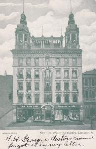 The Woolworth Building, Lancaster, Pennsylvania, 1906 PU