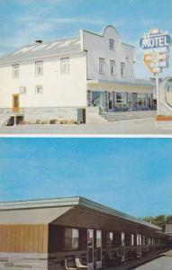 Hotel & Motels Du Domaine , Riviere-du-Loup , Quebec , Canada, 40-60s