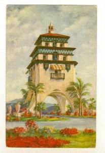 Campanile, Chimes Tower, Agua Caliente, Mexico 00-10s