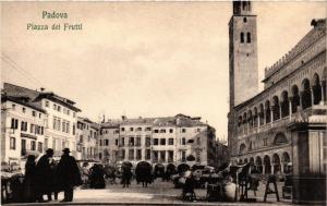 CPA PADOVA Piazza dei Frutti . ITALY (493956)
