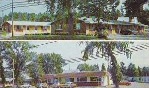 Canada Nova Scotia New Minas White Spot Motel and Restaurant