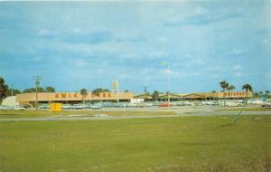 Port Charlotte Florida~Port Charlotte Shopping Plaza~Kwik Chek~Neisner's~1950s