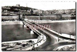 Postcard Modern Lyon Pont De La Guillotiere