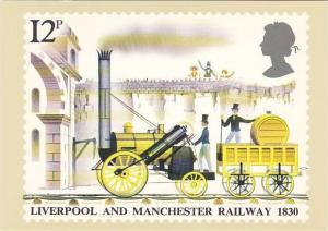 Stamps Liverpool & Manchester Railway 1830 House of Questa London England