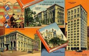 IL - Chicago. Chicago Public Libraries, Multi-View
