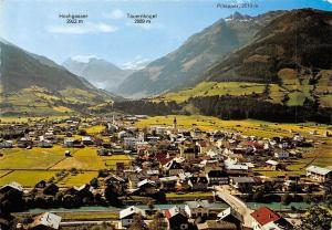 Luftkurort Mittersill im Pinzgau, Felbertal Gesamtansicht Tauernkogel Hochgasser