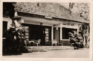 CPA BATAVIA Militair Clubhuis Pedjambon 4 INDONESIA (566203)
