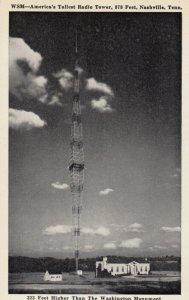 NASHVILLE , Tennessee, 1930s-50s ; Radio Station WSM