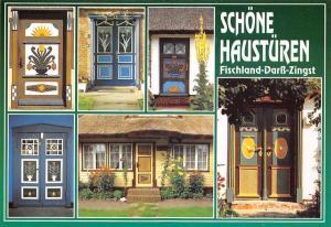 Fischland-Darss-Zingst Schoene Haustueren House Doors Maisons