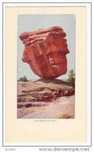 Balanced Rock, Colorado, 1890s