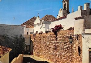 Portugal Faro (Algarve) Arco Davila e restos da muralha