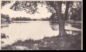 Missouri Warrensburg Lake At Pertle Springs Albertype
