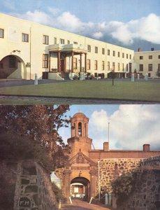Castle Gateway Entrance Cape Town 2x Postcard s