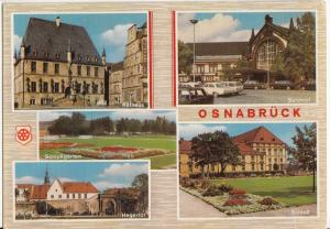 Germany, OSNABRUCK, multi view, unused Postcard