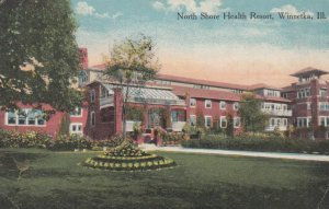 WINNETKA, Illinois, 1900-10s; North Shore Health Resort