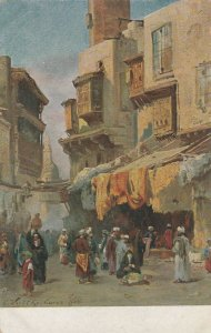 CARIO , Egypt , 1900-10s ; Street