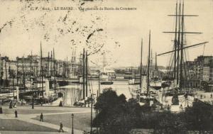 CPA  Le Havre - Vue générale du Bassin du Commerce     (201191)