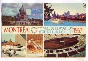 Greetings from Montreal Canada, 40-60s