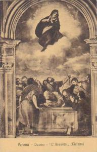 Italy Verona Duomo L'Assunta
