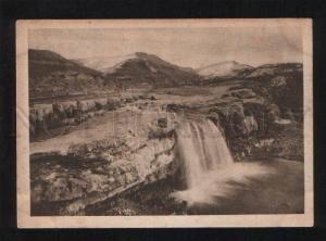 054532 CAUCASUS Vicinities Kislovodsk Falls on Olhov