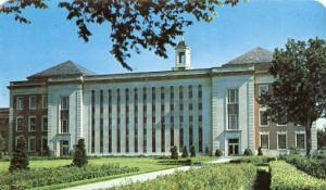 NE - Lincoln, University of Nebraska, The Don L. Love Memorial Library