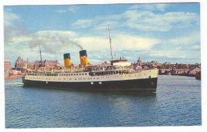 Princess Marguerite, The C.P.R. Ferry, Victoria, B.C., Canada, 1940-1960s