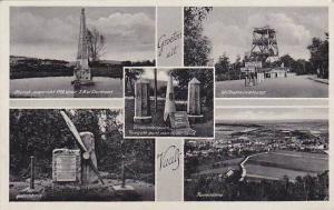 5-Views, Groeten Uit Vaals (Limburg), Netherlands, 1910-1920s