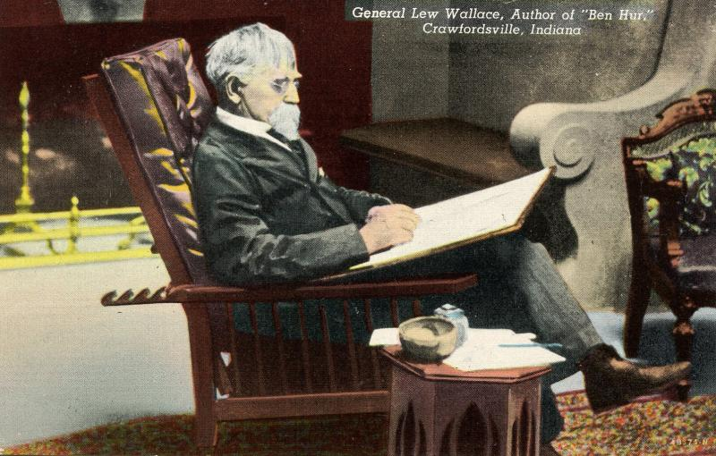 Famous People - General Lew Wallace