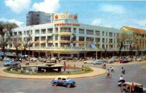 SAIGON Thương Xá guyễn Huệ VIETNAM Galerie T.A.X. c1960s Vintage Postcard