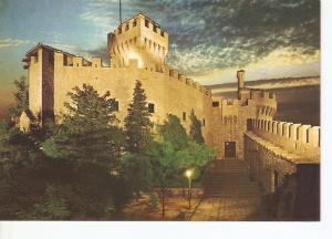 Postal 030160 : Repubblica di San Marino Second Tower