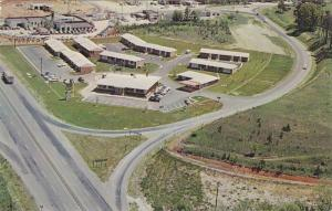 Aerial view, Furniture City Motel and Restaurant, Intersection 29-70 and 311 ...
