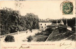 CPA Stenay - La Gendarmerie et l'ancien Pavillon du Génie  (240826)