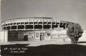 RP: Plaza de Toros , TORREOA , Coah., Mexico , 1952