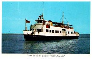 The Canadian M.V.Pelee Islander