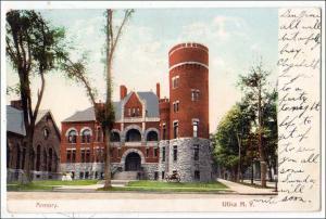 Armory, Utica NY