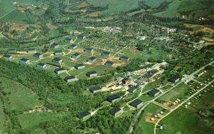 Vintage Postcard View Barton Distilling Company Bardstown Nelson County Kentucky