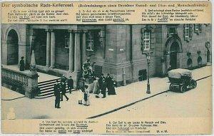 25703 - Ansichtskarten VINTAGE POSTCARD: GERMANY Deutschland -  Dresden 1911