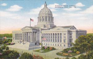 Missouri Jefferson City State Capitol Building